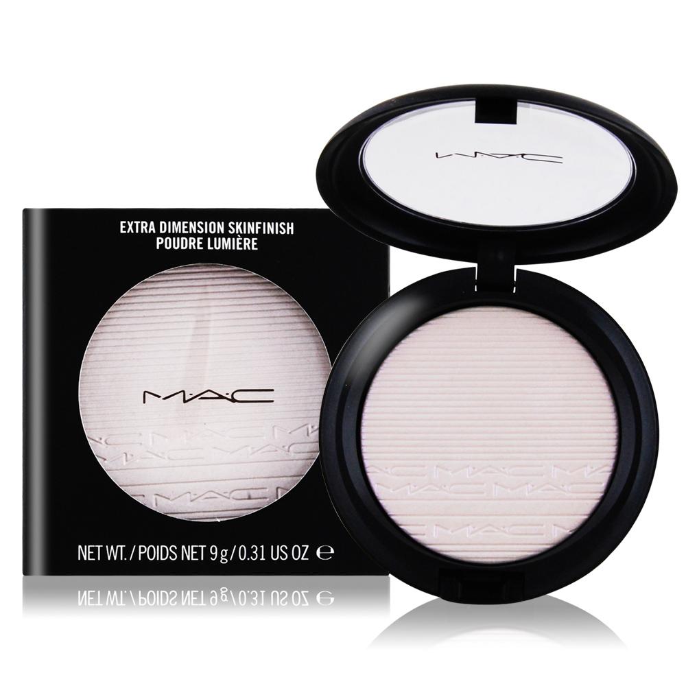 M.A.C 超激光炫彩餅9g+專櫃清潔卸妝試用包(隨機)X1