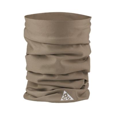 Nike 頸套 ACG Neck Wrap 2.0 男女款 圍脖 運動休閒 快乾排汗 慢跑 透氣 卡其 白 N1002959247OS