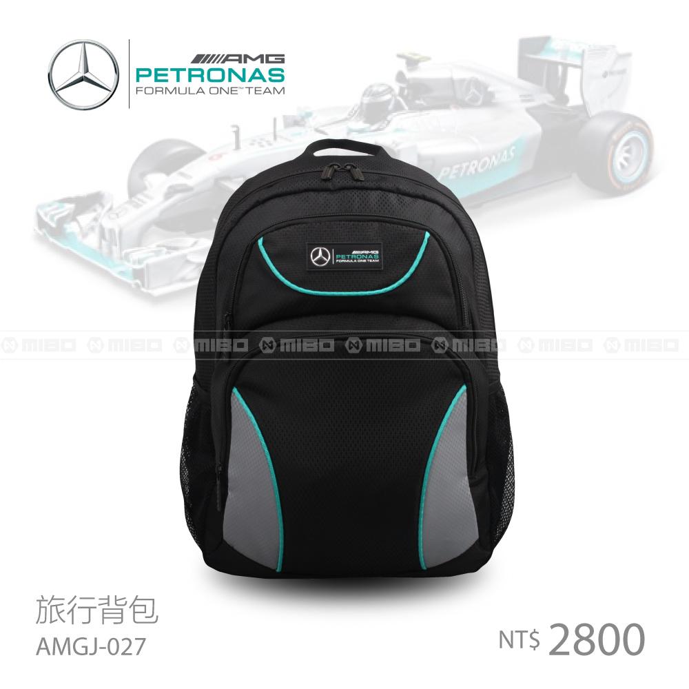 賓士 AMG 賽車 Mercedes Benz Petronas 後背包 AMGJ-027