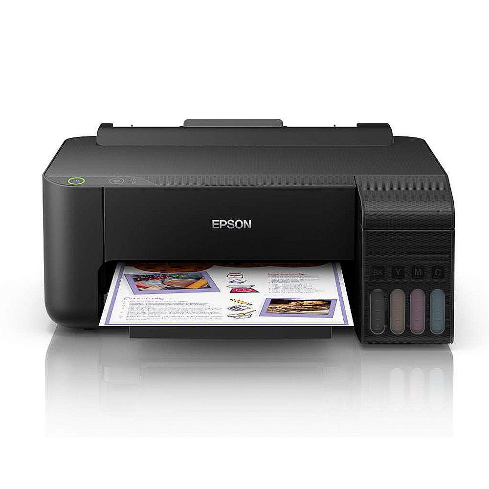EPSON L1110 高速連續供墨印表機