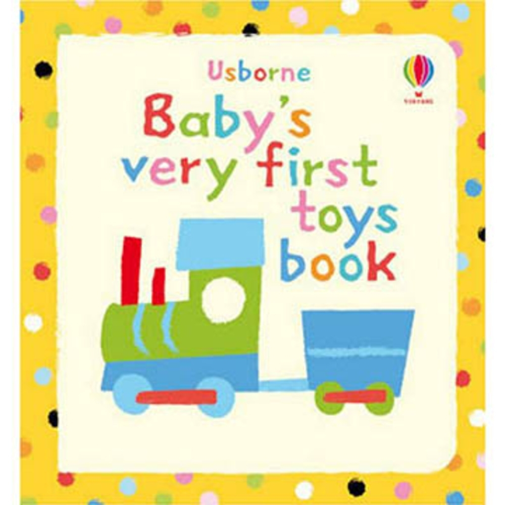 Baby's Very First Toys Book 寶貝的第一本單字書:玩具聲音篇