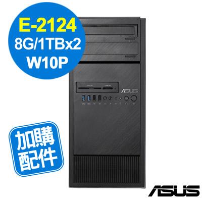 ASUS TS100-E10 E-2124/8G/1TBx2/W10P