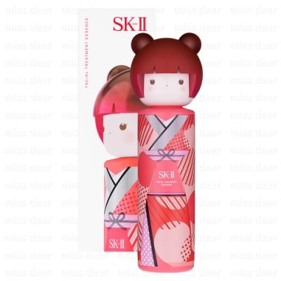 SK-II 青春露TOKYO GIRL限定版230ml(紅和服)