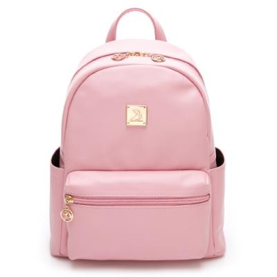Arnold Palmer- 雙肩後背包-粉色