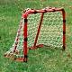 DLD多輪多 專業兒童足球、曲棍球、直排輪曲棍球門 小球門 可快拆 紅 product thumbnail 1
