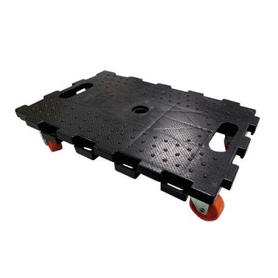 (5入組)HS 勾勾樂 組合式平板車 HS-410
