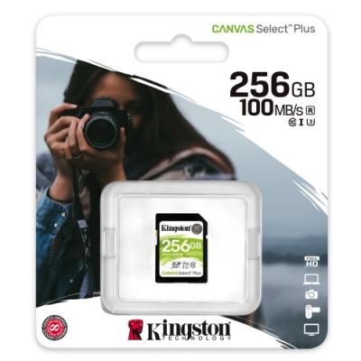 金士頓 KINGSTON SDS2 SDXC 100MB 256G U1 A1 記憶卡