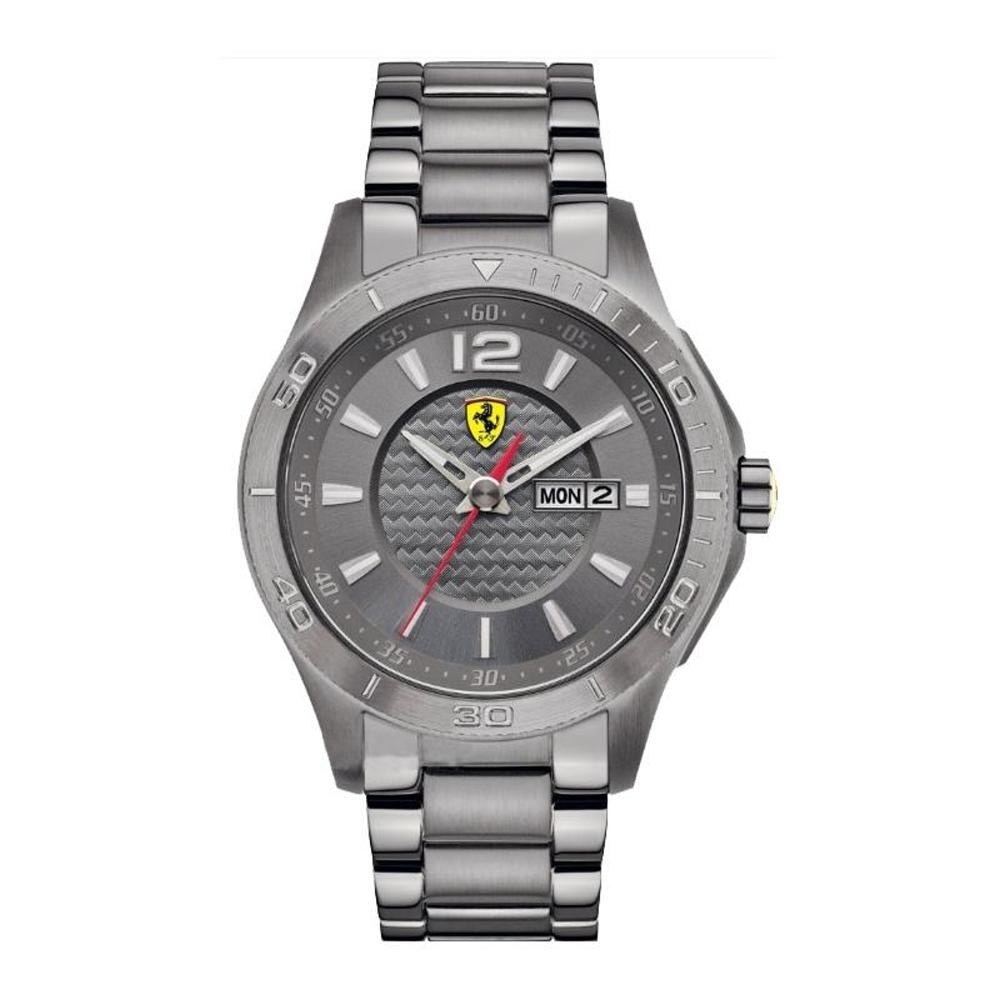 FERRARI 急速奔馳運動計時腕錶/FA0830106