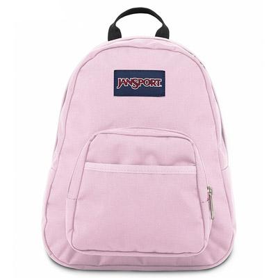 JanSport -HALF PINT 系列後背包 -霧粉色