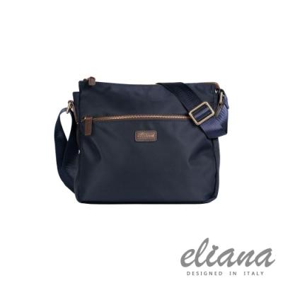 eliana - BREEZE系列輕量斜背包- 魅力藍