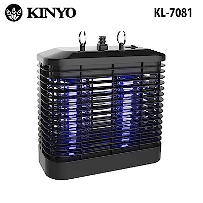 【KINYO】KL-7081 電擊式捕蚊燈