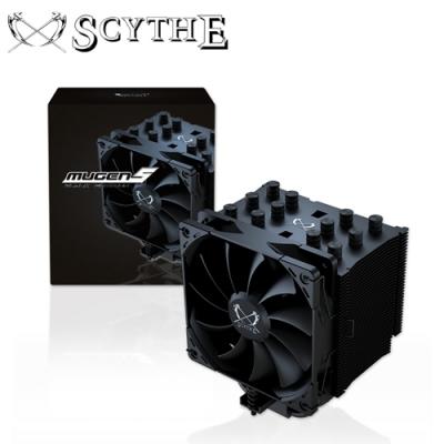 Scythe 鎌刀 SCMG-5100BE 無限伍 闇黑版 CPU散熱器 塔散 無限五