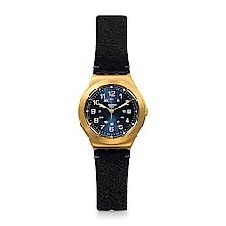 Swatch 金屬系列 HAPPY JOE GOLDEN 快樂泉源手錶