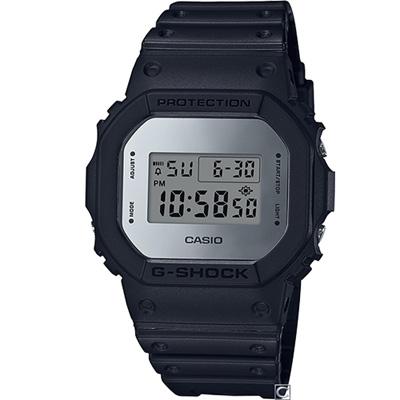 G-SHOCK 復刻經典運動錶(DW-5600BBMA-1)