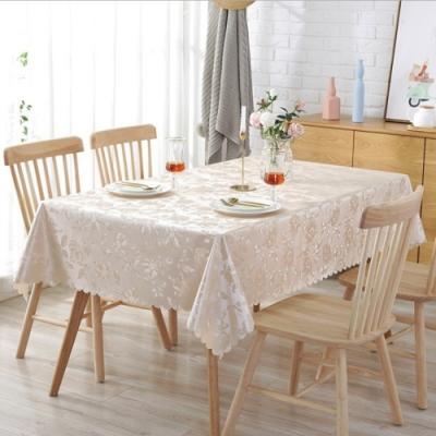 【歐達家居】歐式古典防水防髒桌布135*180cm(桌巾/餐桌巾/桌布/桌墊)