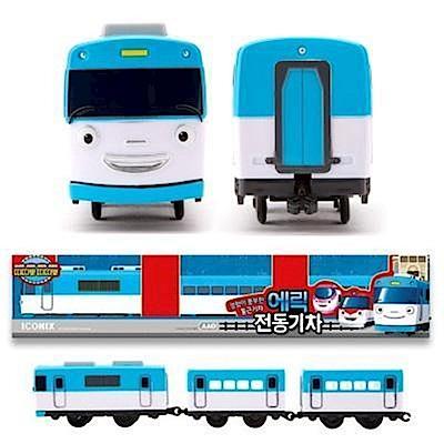 韓國TITIPO 瑞奇小火車(有動力)TI72990火車嘟嘟嘟  ICONIX公司貨