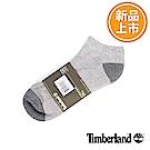 Timberland 男款灰色排汗低筒休閒短襪(3入組)