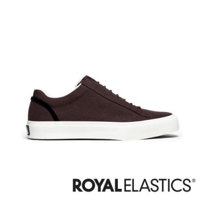 ROYAL ELASTICS Cruiser 棕色日系帆布休閒鞋 (男) 00603-777