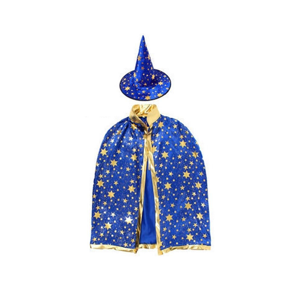 Baby童衣 萬聖節 兒童服裝 多色披風 含帽子 88192 (共4色) product image 1