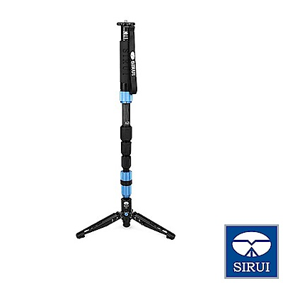 SIRUI 碳纖維單腳架(附支撐底座) P224SR