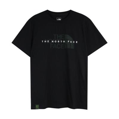 TNF 男 WILD LOGO TEE - NF0A3V57JK31 圓領T(短)