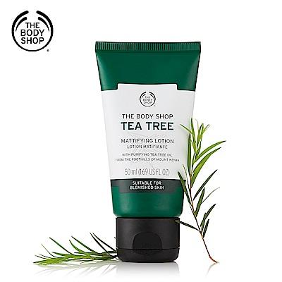 The Body Shop 茶樹淨膚保濕膠-50ML