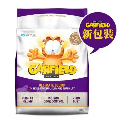 GARFIELD美國加菲貓凝結貓砂 紫款/雙倍凝結10磅