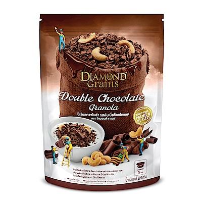 Diamond Grains 鑽石燕麥穀脆片-雙倍巧克力(220g)