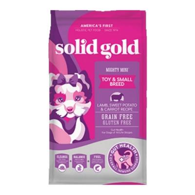 Solid gold速利高-愛美就吃羊-全齡低敏超級寵糧 4LBS/1.81KG
