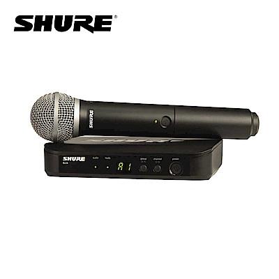 [無卡分期-12期] Shure BLX24/PG58 無線麥克風組