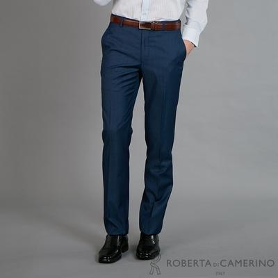ROBERTA諾貝達 腰身嚴選 職場必備精品西裝褲 藍色