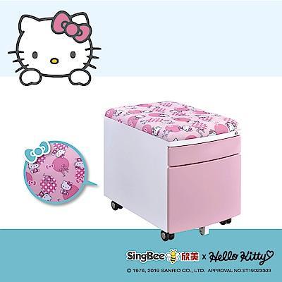 SingBee欣美 Hello Kitty伴讀活動櫃