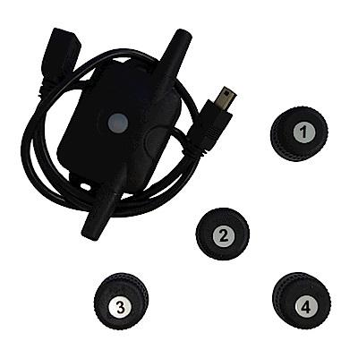 (福利品) Trywin TPMS MS 胎外式胎壓偵測器