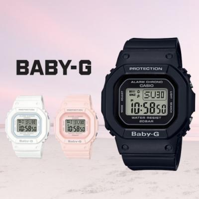 CASIO卡西歐 BABY-G經典代表款(BGD-560)