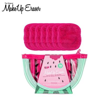 MakeUp Eraser 原創魔法卸妝巾-隨行七件組-原創粉