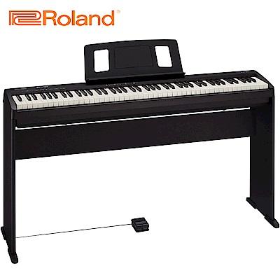 [無卡分期-12期] ROLAND FP-10 88鍵電鋼琴 (含琴架踏板琴椅組)