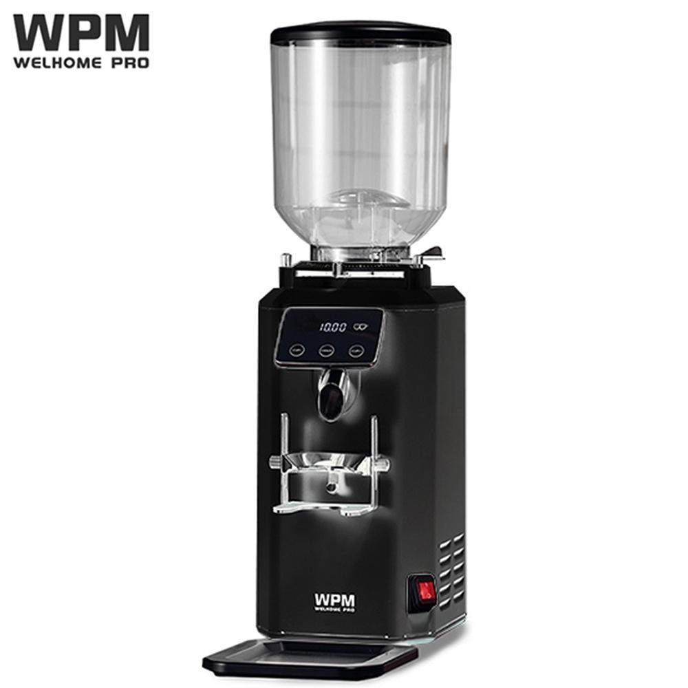 WPM ZD-18 商用咖啡研磨機220V-黑(HG7291BK)