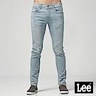 Lee 低腰修身窄管牛仔褲-淺藍色洗水