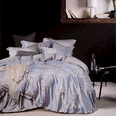 Lily Royal 60支頂級天絲 四件式兩用被床包組 雙人 沐蘇