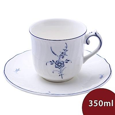 德國Villeroy&Boch唯寶 Vieux Luxemburg老盧森堡系列 咖啡杯盤組