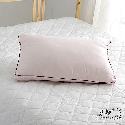 BUTTERFLY-PLAYBOY-7D抗菌輕柔羽絲絨枕二入-台灣製造