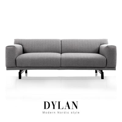 obis Dylan北歐風三人沙發(二色)