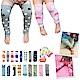 日本同步【適合8M~5Y】長款-兒童 護膝 爬行襪套 kiret-超值3雙 product thumbnail 1