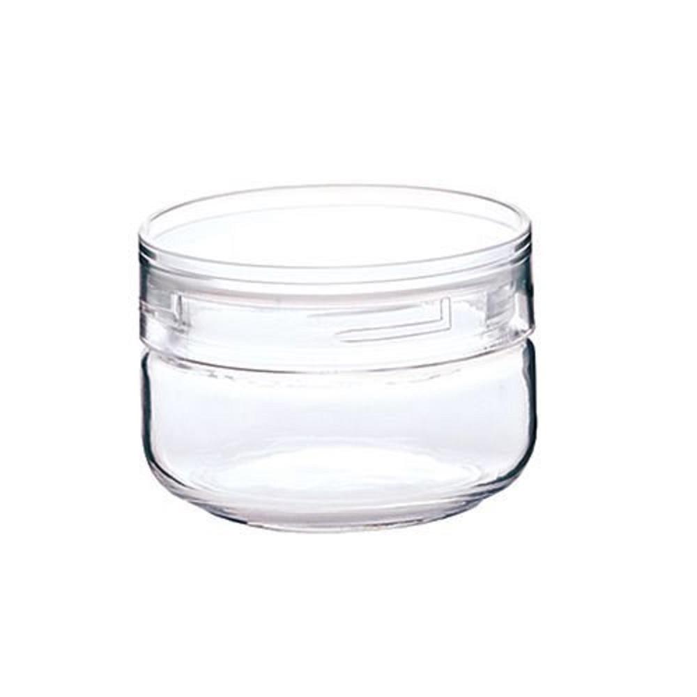 日本 星硝Cellarmate洽米透明玻璃保存瓶S 170ml