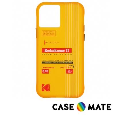 美國 Case-Mate iPhone 12 mini 柯達聯名款防摔殼 - 經典黃