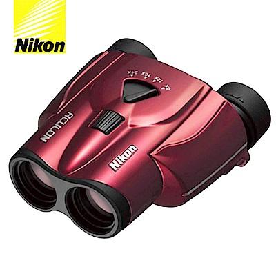 NIKON ACULON T11 8-24X25變倍雙筒望遠鏡-紅