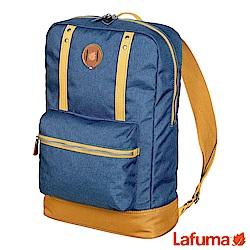 LAFUMA-LORIGINAL 15L 拉鍊休閒後背包-深藍