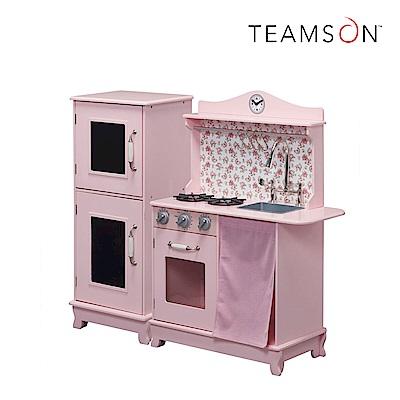 Teamson 小廚師普羅旺斯復古玩具廚房(2色)
