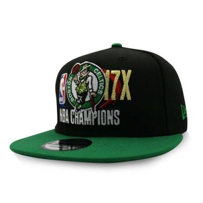 New Era 950 NBA Stack棒球帽 塞爾提克