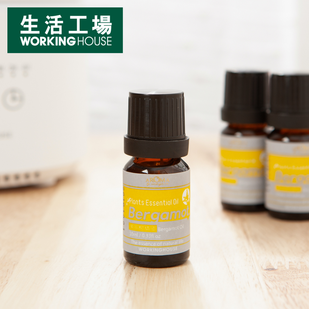 【生活工場】Plants佛手柑精油10ml product image 1